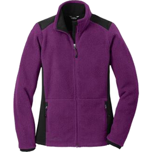 Eddie Bauer® Ladies' Sherpa Fleece Full-Zip Jacket