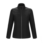 Ladies Full Zip Mock Neck Jacket