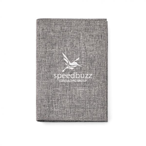 Aqua Passport Holder